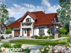 Проект дома ARCHON+ Дом в керрии