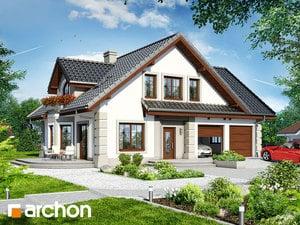 Проект дома ARCHON+ Дом в дуброве 2 (Г2)