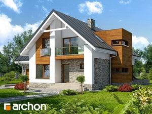 Проект дома ARCHON+ Дом в табаско