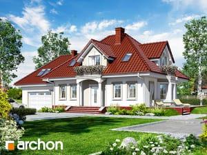 Проект дома ARCHON+ Дом в левкоях (Г2П)