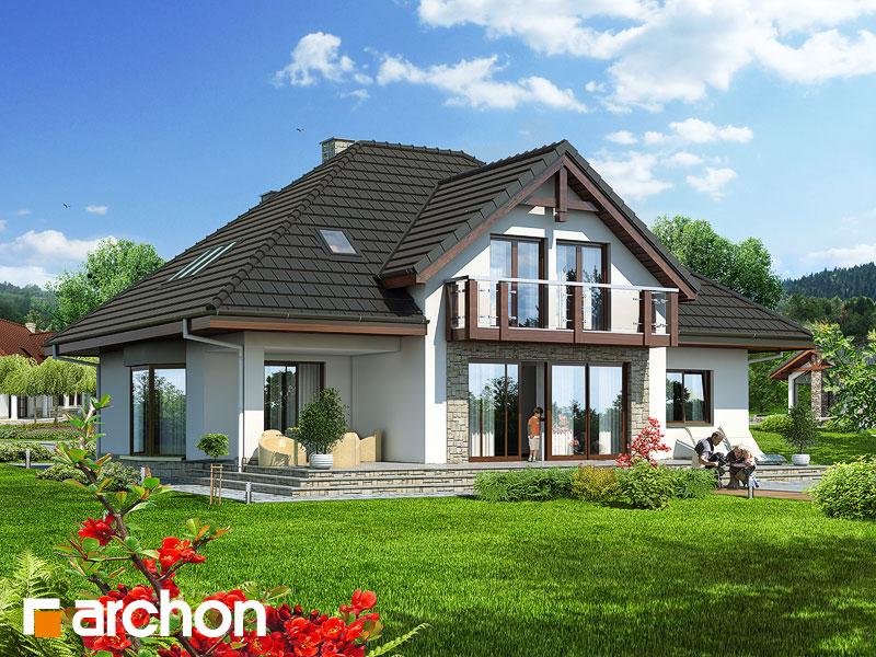 Дом в калатеях - Визуализация 2