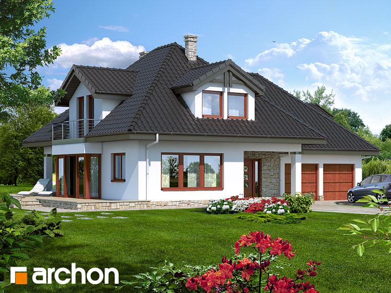 Дом в чернушке (Г2) - Визуализация 1