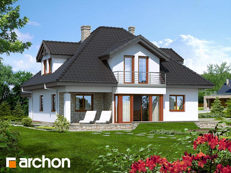 Дом в чернушке (Г2) - Визуализация 2