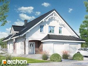 Проект дома ARCHON+ Дом в функиях