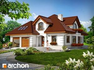 Проект дома ARCHON+ Дом в бергамотах (Г2П)