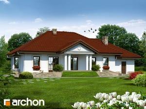 Дом в гаурах