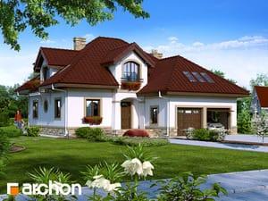 Проект дома ARCHON+ Дом в нивянике