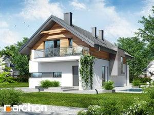 Проект дома ARCHON+ Дом в морингах