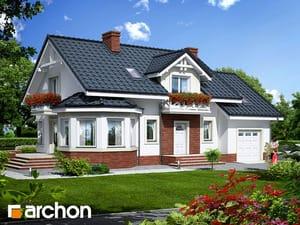 Проект дома ARCHON+ Дом в сверции