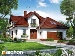 Проект дома ARCHON+ Дом в дурмане