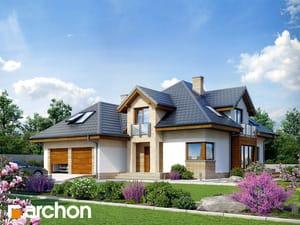 Проект дома ARCHON+ Дом в бергамотах (Г2Н)