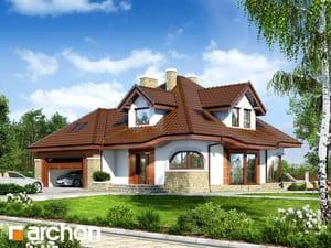 Проект дома ARCHON+ Дом в зефирантесе (Г2)