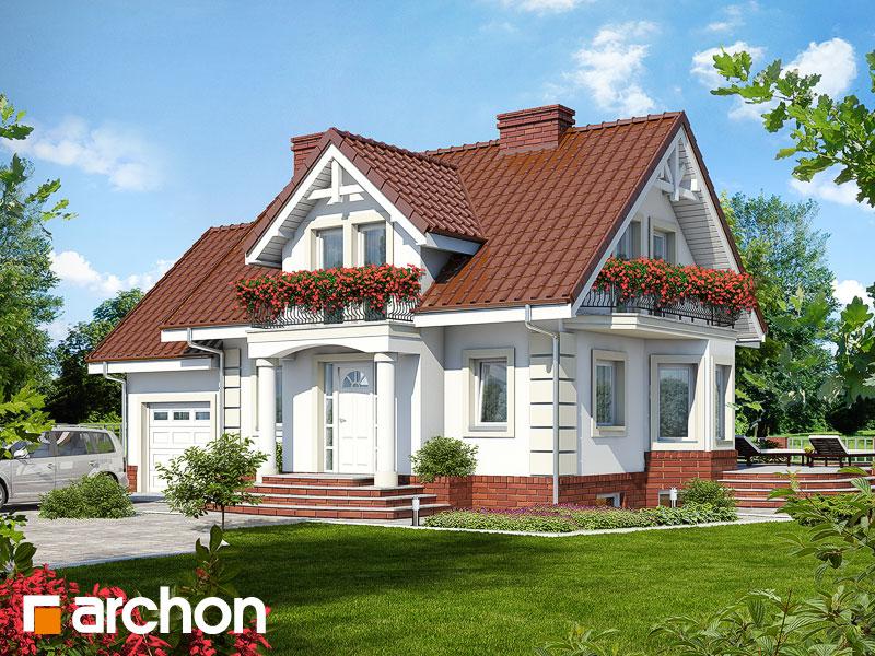 Дом под горной сосной (П) - Визуализация 1