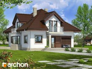 Проект дома ARCHON+ Дом в абелиях
