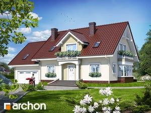 Проект дома ARCHON+ Дом в каллах 2 (Г2)