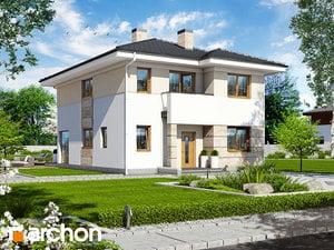 Проект дома ARCHON+ Вилла Юлия 2