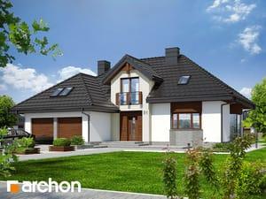 Проект дома ARCHON+ Дом в каллатеях 3