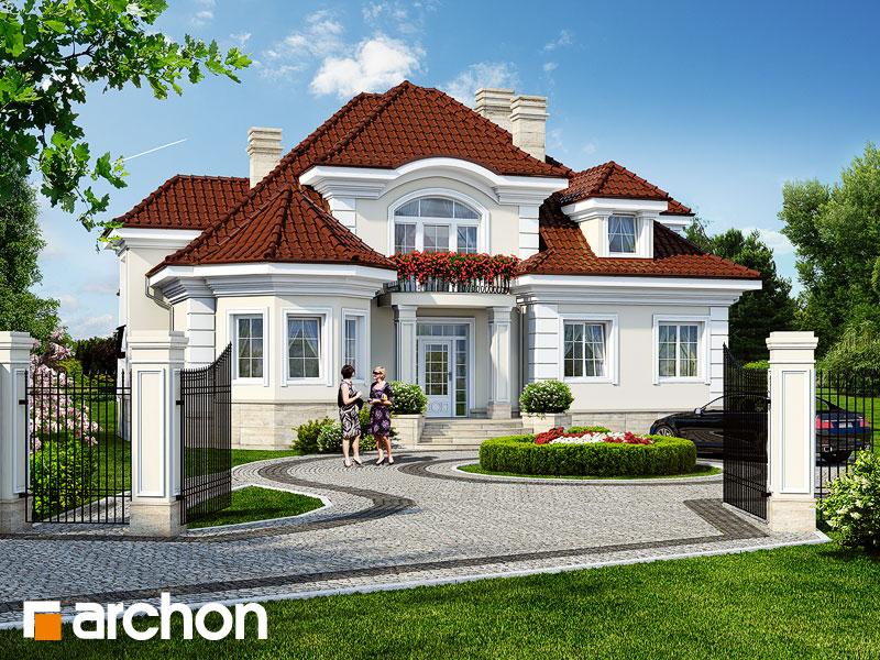 Резиденция в Мышленицах 2 - Визуализация 1