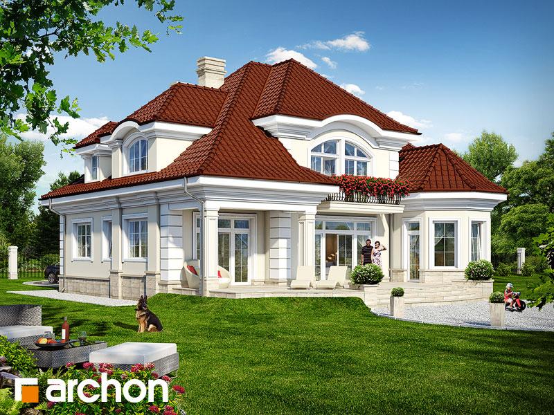 Резиденция в Мышленицах 2 - Визуализация 2