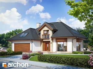 Проект дома ARCHON+ Дом в каллатеях 4