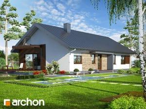 Проект дома ARCHON+ Дом под тутовым деревом