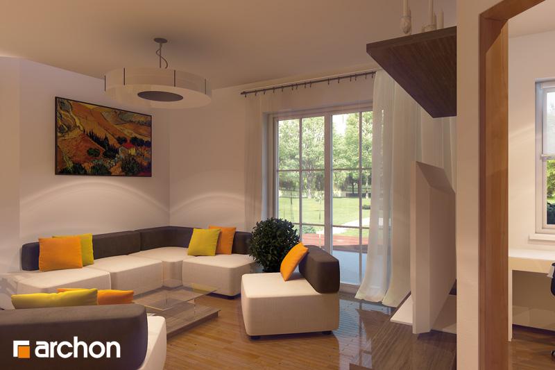 Дом в рододендронах 6 (Г2П) - Интерьеры