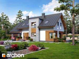 Проект дома ARCHON+ Дом в молиниях