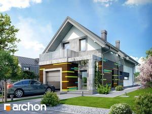 Проект дома ARCHON+ Дом под сурмией