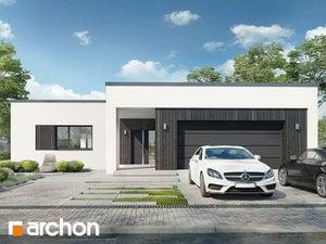 Проект дома ARCHON+ Дом в матуканах (Г2)