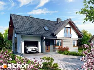 Проект дома ARCHON+ Дом в спатифиллуме