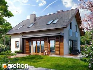 Проект дома ARCHON+ Дом в годециях