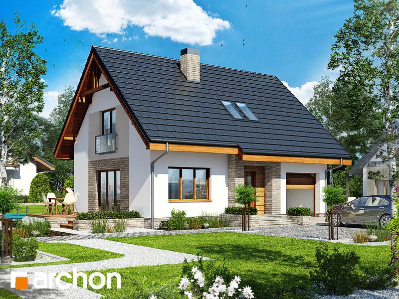 Дом в люцерне 4 - Визуализация 1