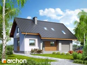 Проект дома ARCHON+ Дом под личи 3