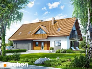 Проект дома ARCHON+ Дом в голденах