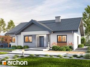 Проект дома ARCHON+ Дом в лещиновнике