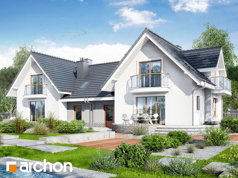 Дом в антоновке (Р2) - Визуализация 2