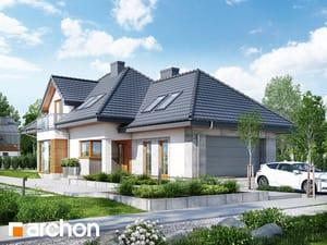 Проект дома ARCHON+ Дом в рукколе 3 (Н)