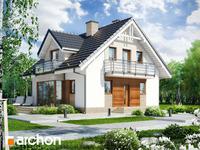 Дом в рододендронах 5 (ВH)