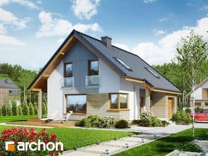 Проект дома ARCHON+ Дом в журавках (П)
