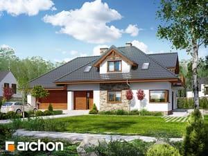 Проект дома ARCHON+ Дом в каннах