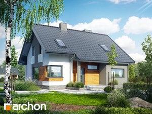 Проект дома ARCHON+ Дом в журавках 2