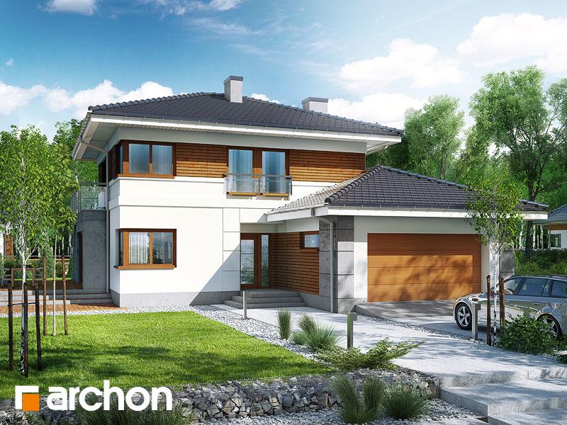 Проект дома ARCHON+ Вилла Элиза - Визуализация 2