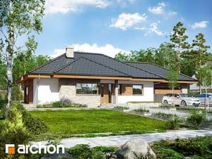 Проект дома ARCHON+ Дом под цицербитой (Г2)