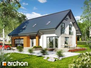 Проект дома ARCHON+ Дом в яблонках 3 (Г2)