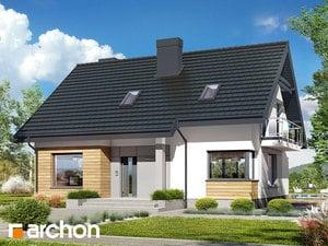 Проект дома ARCHON+ Дом в яблонках 4