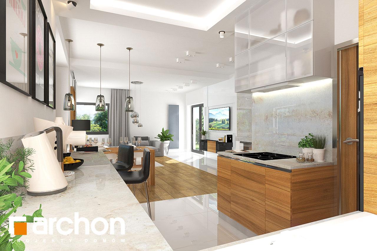 Проект дома ARCHON+ Дом в грушках (Г) - Интерьеры