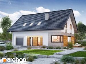 Проект дома ARCHON+ Дом в аурорах 6