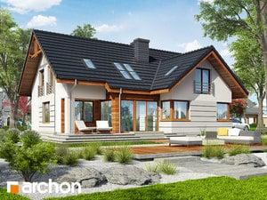 Проект дома ARCHON+ Дом в хмеле