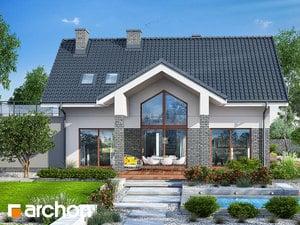 Проект дома ARCHON+ Дом в гранадиллах