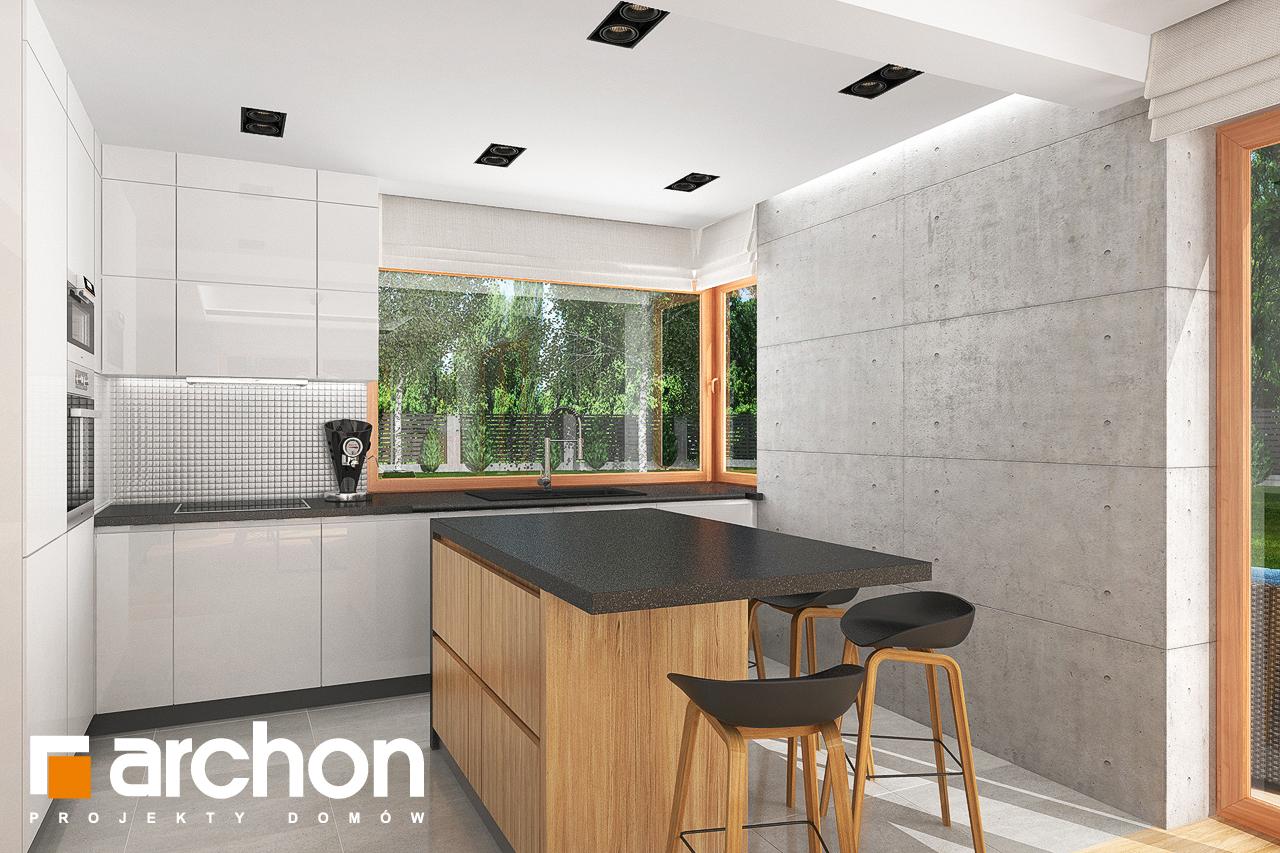 Проект дома ARCHON+ Дом в гранадиллах - Интерьеры